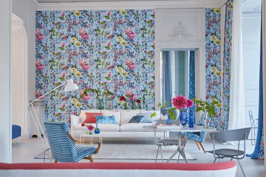 Desigers Guild Fabric & Wallpaper 1