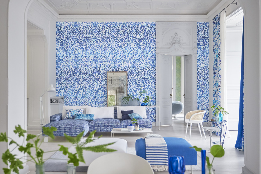 Desigers Guild Fabric & Wallpaper 3