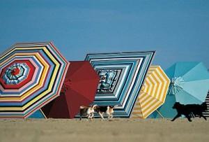 Schirmreihe von Weishäupl