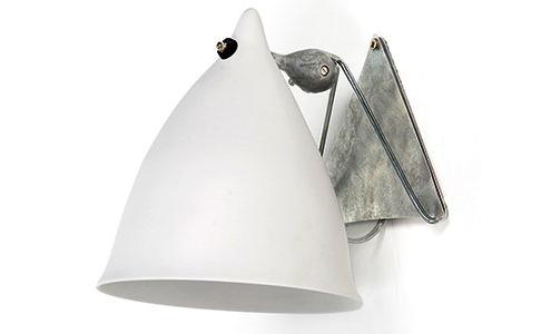 """Cornette"" Wandlampe von Tsé & Tsé"