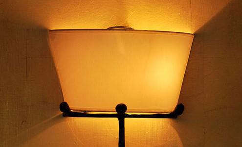 Wandlampe von Objet Insolite