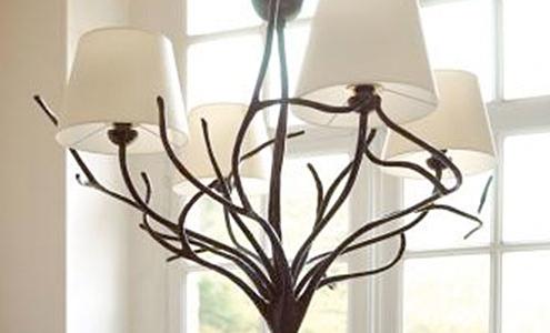 Objet Insolite - Lampe Ramure