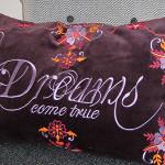 Dreams come true - Kissen